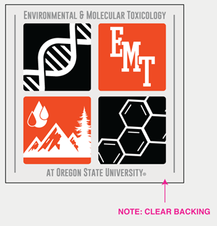 EMT T-shirts & Stickers   College of Agricultural Sciences