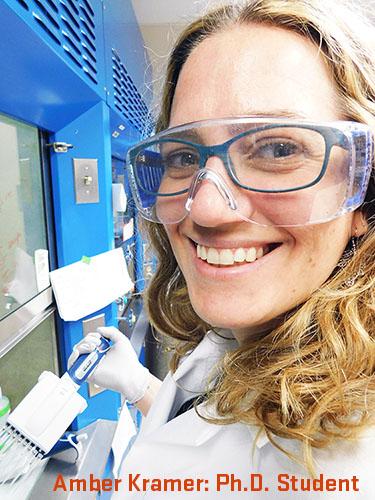 Amber Kramer, Ph.D. Student