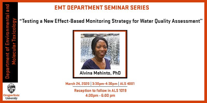 Alvina Mehinto Seminar
