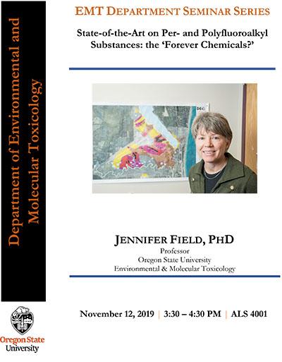 Jennifer Field seminar