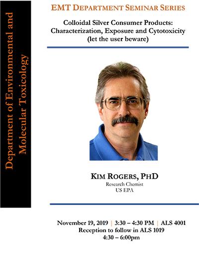 Dr. Kim Rogers seminar