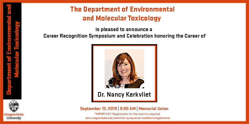 Nancy Kervliet Symposium