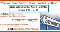 What are Government Jobs and How Do I Get One?