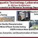 Aquatic Toxicology Lab