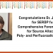 Dr. Jennifer Field SERDP funding